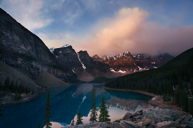 Canadian Hiking Photography
